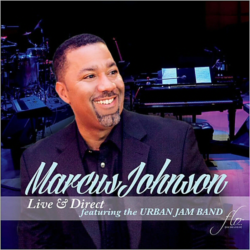 Marcus Johnson - Live & Direct (2015)