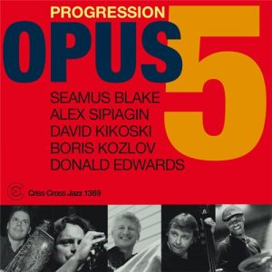 Opus 5 - Progression (2014)