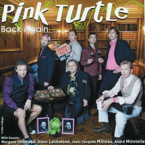 Pink Turtle - Back Again (2010)