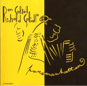Ron Carter & Richard Galliano - Panamanhattan (1991)