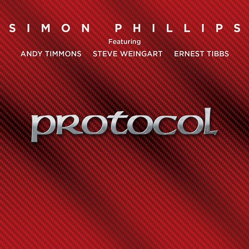 Simon Phillips - Protocol III (2015)