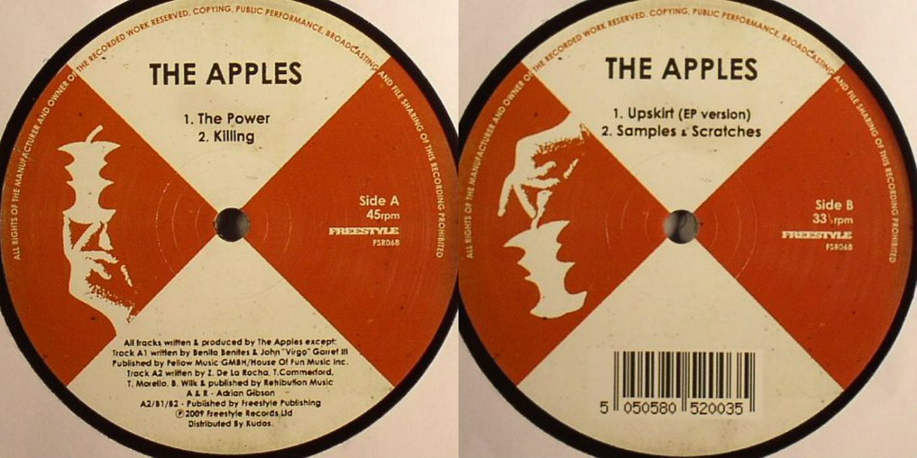The Apples - The Power (2009)