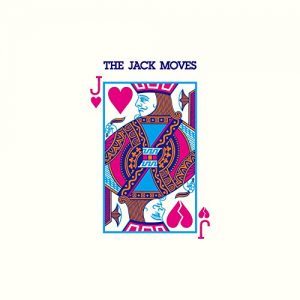 The Jack Moves - The Jack Moves (Japan Edition) (2016)