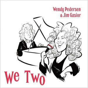 Wendy Pedersen & Jim Gasior - We Two (2016)