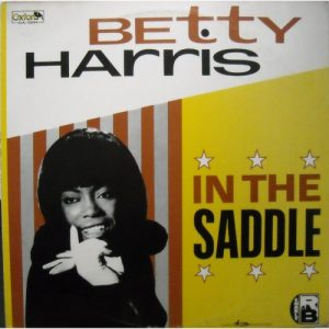 Betty Harris - In The Saddle (1980)