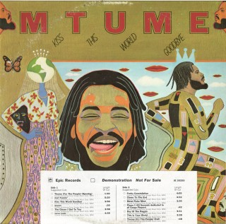 Mtume - Kiss This World Goodbye (1978/2010)