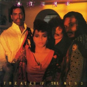 Mtume - Theatre Of The Mind (1986)