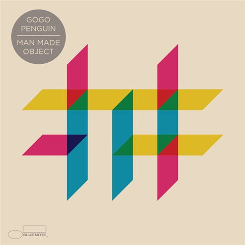 GoGo Penguin - Man Made Object [Deluxe Edition] (2016)