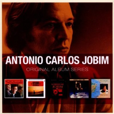 Antonio Carlos Jobim - Original Album Series (2011)