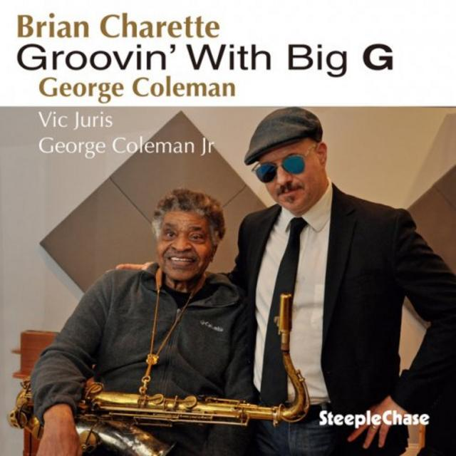 Brian Charette - Groovin' With Big G (2018)
