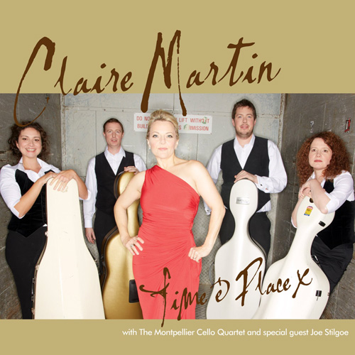 Claire Martin - Time & Place (2014)