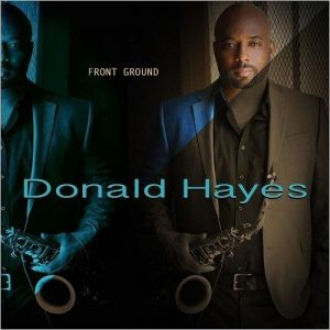 Donald Hayes - Front Ground (2016)