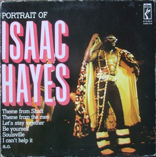 Isaac Hayes - Portrait Of Isaac Hayes (1973)