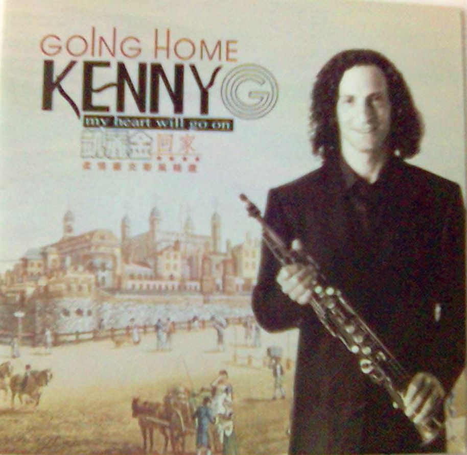 Kenny G - Going Home (2003)