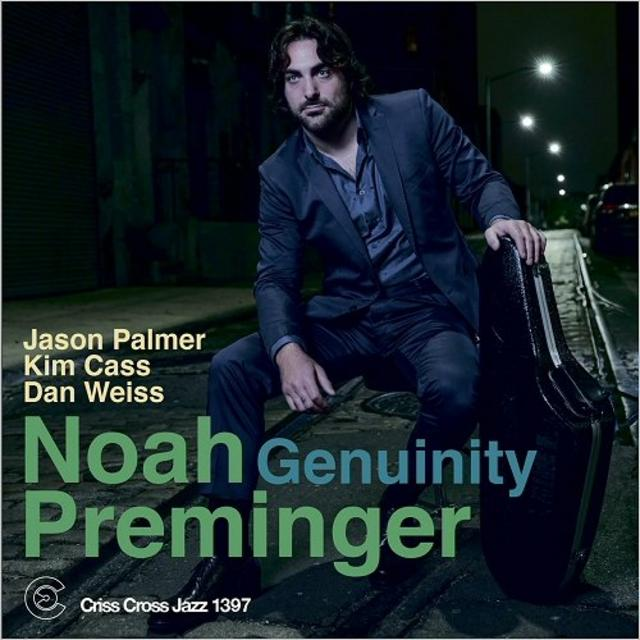 Noah Preminger - Genuinity (2018)