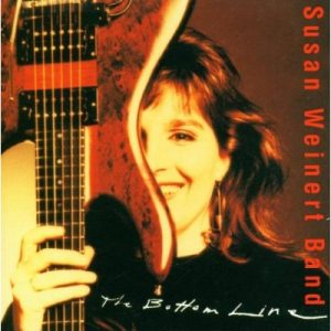 Susan Weinert Band - The Bottom Line (1996)