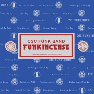 CSC Funk Band - Funkincense (2013)