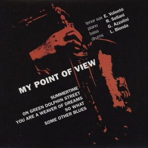 Eraldo Volonte - My Point of View (1963)