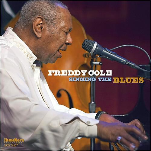 Freddy Cole - Singing The Blues (2014)