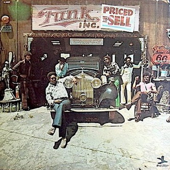 Funk Inc. - Priced To Sell (1974)