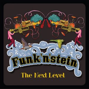 Funk'n'stein - The Next Level (2009)