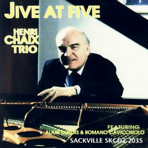 Henri Chaix Trio - Jive At Five (1994)