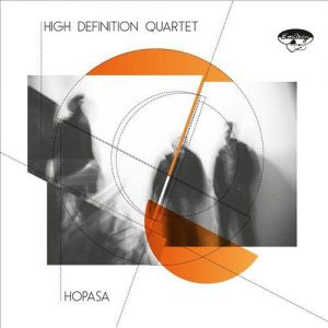 High Definition Quartet - Hopasa (2013)