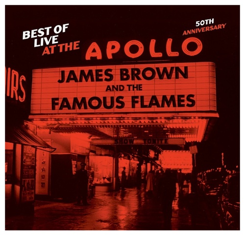 James Brown - Best Of Live At The Apollo (2013)