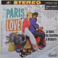 Jo Basile, his Accordion & Orchestra - Paris With Love (1963)