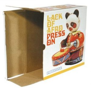 Lack Of Afro - Press On (2007)