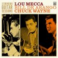 Lou Mecca, Bill de Arango, Chuck Wayne - 3 Swinging Guitar Sessions (2015)
