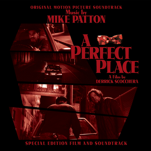 Mike Patton - A Perfect Place (2008)