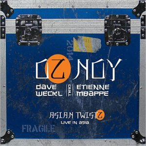 Oz Noy Trio - Asian Twistz (2015)