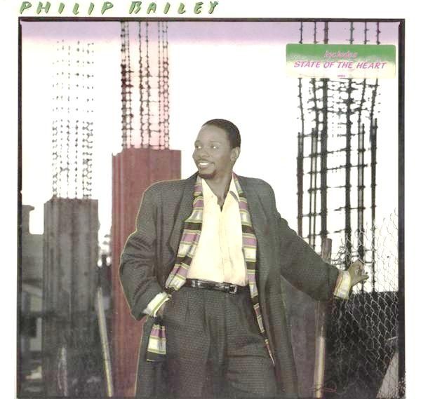 Philip Bailey - Inside Out (1986)