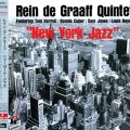 Rein de Graaff Quintet - New York Jazz (1979/2015)
