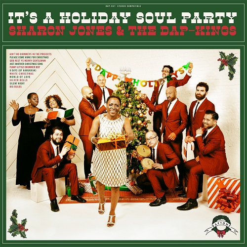 Sharon Jones & The Dap-Kings - It's A Holiday Soul Party (2015)