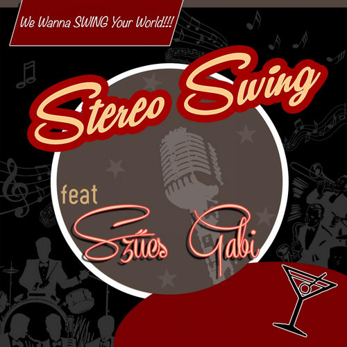 Stereo Swing - We Wanna Swing Your World (2016)