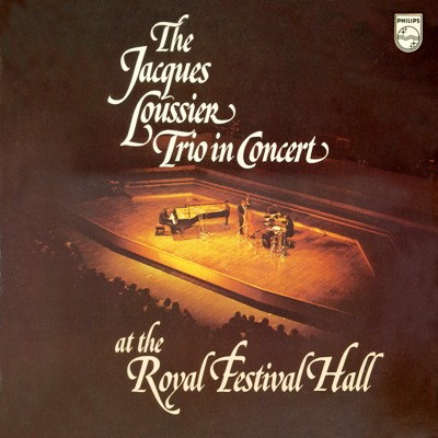 The Jacques Loussier Trio in Concert at the Royal Festival Hall (1974)
