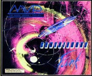 The Mark Varney Project - Centrifugal Funk (1991)