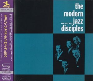 The Modern Jazz Disciples - The Modern Jazz Disciples (1959)