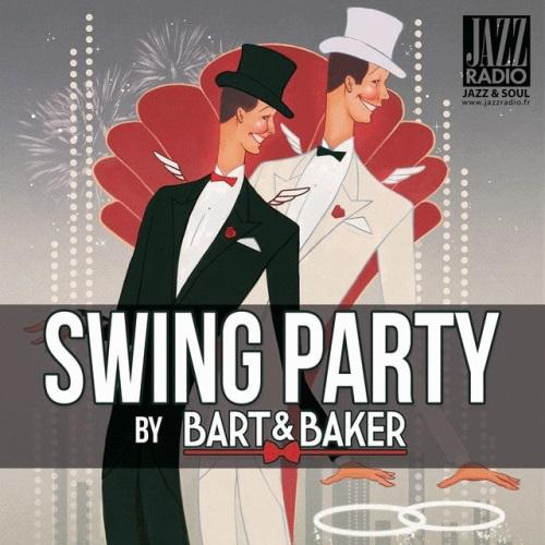 VA - Swing Party [Selected by Bart & Baker] (2013)