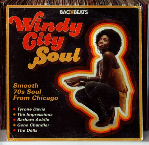 VA - Windy City Soul (Smooth 70s Soul From Chicago) (2009)