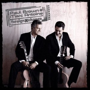 Paul Brown & Marc Antoine - Foreign Xchange (2009)