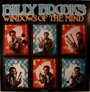 Billy Brooks - Windows Of The Mind (1974)