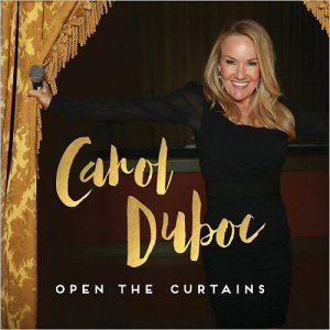 Carol Duboc - Open The Curtains (2016)