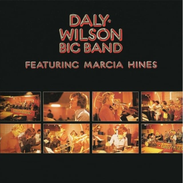 Daly-Wilson Big Band Featuring Marcia Hines (1975)
