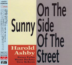 Harold Ashby - On The Sunny Side Of The Street (1992/2015)