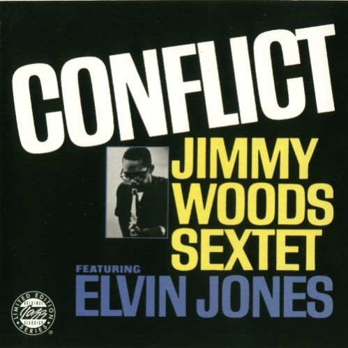 Jimmy Woods - Conflict (1963/2003)