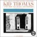 Kid Thomas & His Algiers Stompers feat. Emile Barnes - New Orleans: The Living Legends (1961)