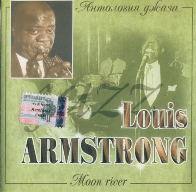 Louis Armstrong - Moon River (2000)